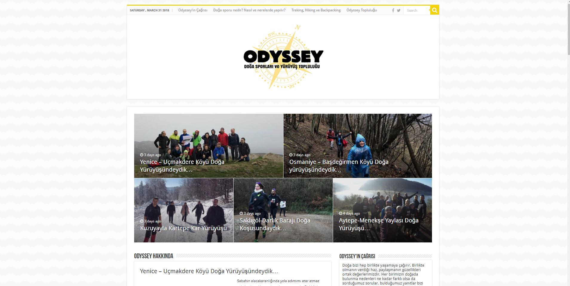 Odyssey Doğa Sporları